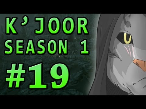 Dark Plays: Skyrim With K'joor Season 1 [19] - leap Of Faith video