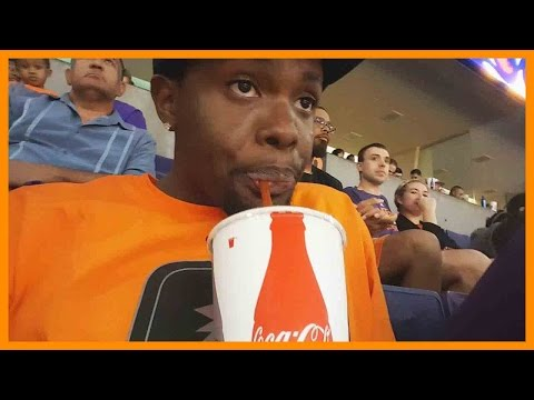 MY VERY FIRST NBA GAME!! | Phoenix Suns Home Opener vs Dallas Mavericks Vlog