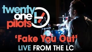 """twenty one pilots: Live from The LC """"Fake You Out"""""""