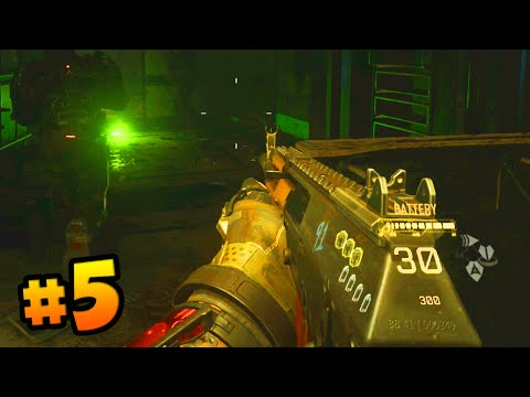 Call of Duty ADVANCED WARFARE Walkthrough (Part 5) - Campaign Mission 5