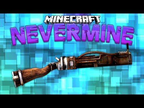 Minecraft Mods ★ THE BROWN BLASTER ★ Nevermine Mod (5)