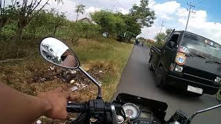 Indonesia Brebes Story : Moto Vlog, Pantura Brebes Masih Ramai , OTW Kerumah ,Part 1