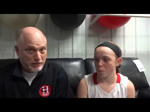 HolmesCountyTicket.com - Post-game Interview With Kennedy Schlabach - Classic In The Country