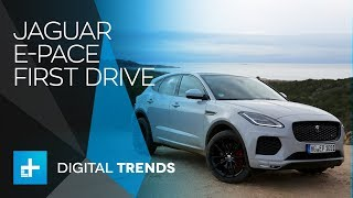 2018 Jaguar E Pace - First Drive