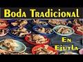 Boda Tradicional en Ejutla, San Vicente Coatlán, Oaxaca
