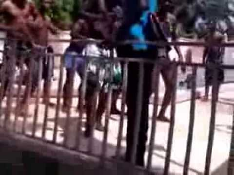 Knust Irai Pool Party video