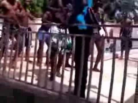 Knust Irai Pool Party video