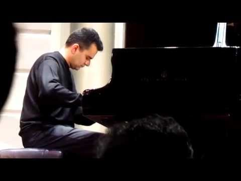 Persian Music: Pejman Akbarzadeh: Piano Version Of Hayedeh Hit Song raftm (by A. Tajvidi) video