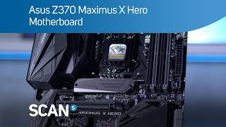 Asus Z370 Maximus X Hero motherboard - Overview