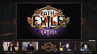 Baeclast #40 Melee in Path of Exile Legion : An Inside Look with Jonathan Rogers