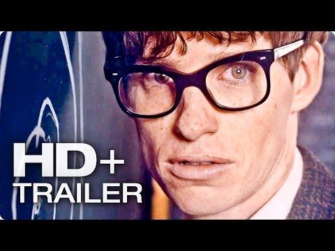 DIE ENTDECKUNG DER UNENDLICHKEIT Trailer Deutsch German | 2014 [HD+]