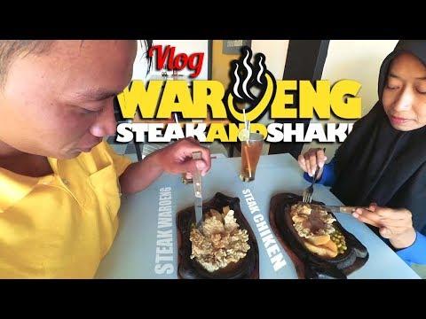 """VLOG """"Mantabnya Steak Waroeng"""" WAROENG STEAK AND SHAKE"""