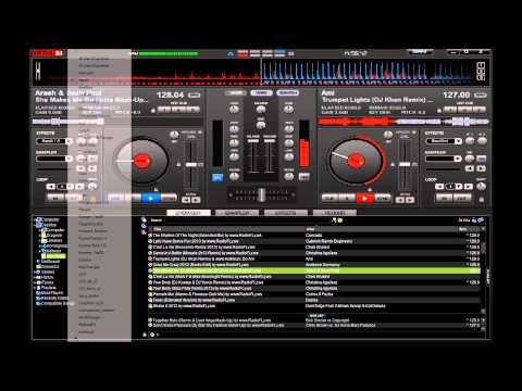 How make a club mix in virtual dj pro 7.mp4 by dj A.L