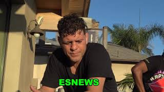 "Nick Diaz ""Nate Diaz Has Best Skill Set In UFC Today""  EsNews Boxing"