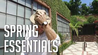 15 Men's Spring Fashion Essentials || Men's Fashion || Gent's Lounge