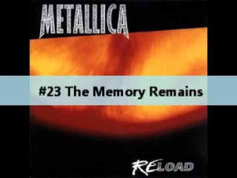 Top 50 Metallica songs