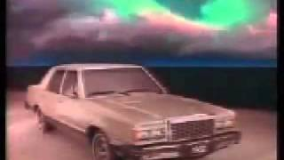 1982 ford elite II commercial