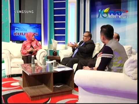 DIALOG KHUSUS-PROGRAM EDUTAINMENT UUM DI RIAU, INDONESIA