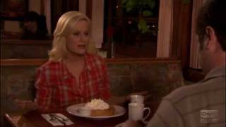 Leslie & Ron on Breakfast Food