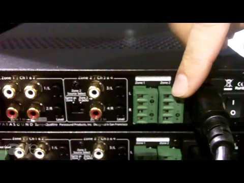 CEDIA 2013: ParaSound Talks About its Zamp Quattro 4×2 Amplifier