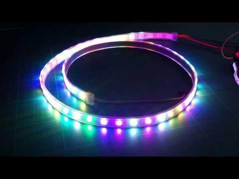 Arduino Christmas LED Lights - ElectroSchematicscom