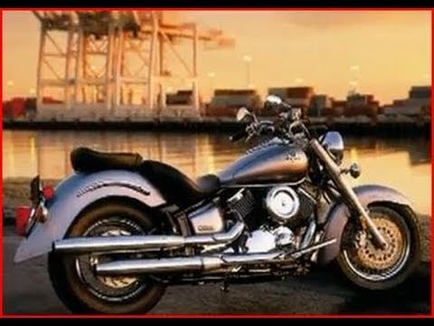 Clymer Manuals Yamaha V-Star 1100 XVS1100 Star Shop Service Repair Maintenance Manual Video