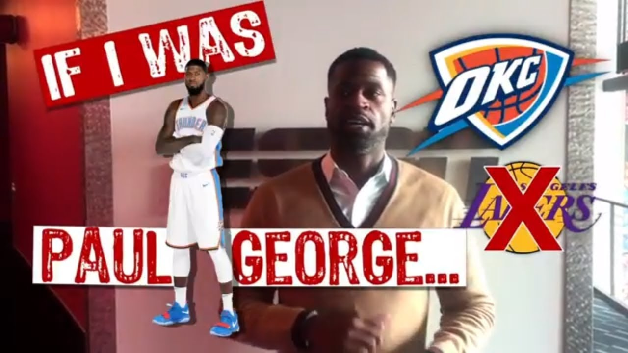 Stephen Jackson says he would stay with the Oklahoma City Thunder if he was Paul George | ESPN