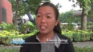 Vania King