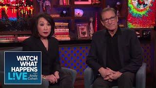 Was David Letterman Jealous Of Maury Povich? | WWHL