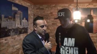 Thomas LaManna talks about his fight with Eduardo Flores