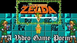 The Legend Of Zelda: A Video Game Poem