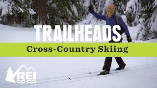 REI Trailheads: You should try Cross-Country Skiing!