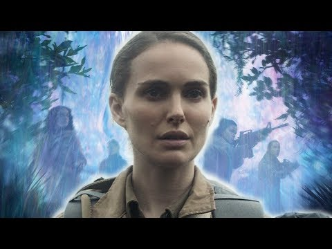 The Ending Of Annihilation Finally Explained