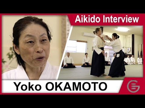 Documentary on Aikido Kyoto with Okamoto Yoko Shihan, 6th Dan Aikikai (CS, EN, FR, SP, RU subtitles)