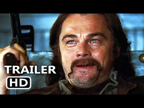 ONCE UPON A TIME IN HOLLYWOOD Trailer (2019) Leonardo DiCaprio, Brad Pitt New Tarantino Movie HD