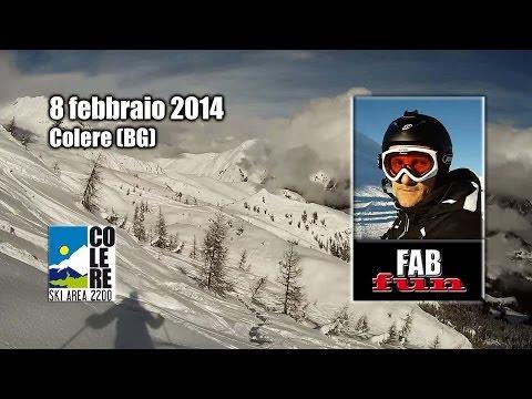 Freeride Ski - Colere #1 - GoPro HERO3