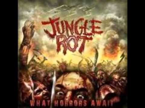 Jungle Rot - Straightjacket Life