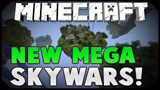 THE BRAND NEW MEGA TEAMS UPDATE! ( Hypixel Mega Skywars )