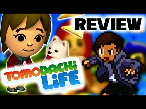 Tomodachi Life Review - Jimmy Whetzel