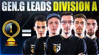 GEN.G [ALMOST] UNDEFEATED!!! | CWL 2019 Pro League Week 2 Recap | Clayster