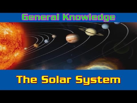 The Solar System | gk for kids | gk question and answers | gk tricks | general knowledge