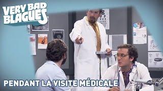 Pendant la visite médicale - Palmashow
