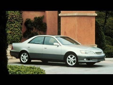 2001 Lexus ES300 Start Up and Review 3.0 L V6