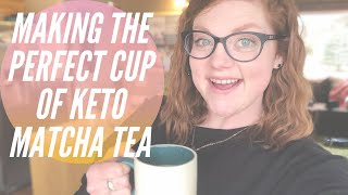 Coronavirus and Autoimmune Disease // Keto Matcha Tea Recipe