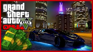 How To Make BILLIONS In GTA 5 Story Mode - Make Money Fast (GTA 5 PS4 & Xbox One)