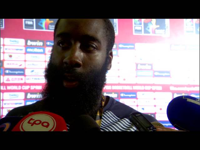 James Harden on Team USA's Gold Medal Win