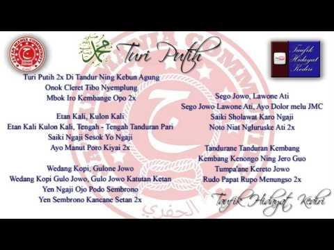 Teks Turi Putih Versi JMC (Al Ikhwan) Habib Ja'far bin Ustman Al Jufri + MP3