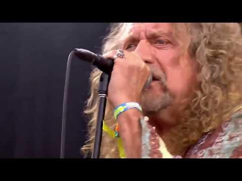 Robert.Plant- Baby I'm Gonna Leave You - 2014 Glastonbury Festival