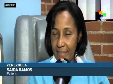Barrio Adentro: Venezuela's Health-Care Program