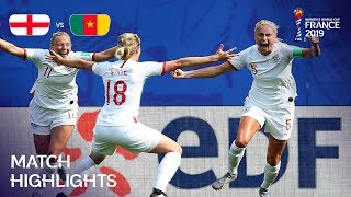 England v Cameroon - FIFA Women's World Cup France 2019™